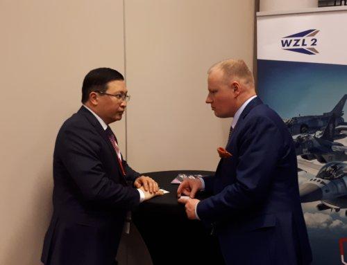 Współpraca gospodarcza zKazachstanem naWelconomy 2019