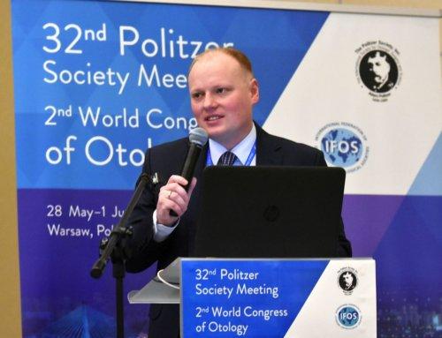 Prof.Piotr H. Skarżyński Sekretarzem Naukowym międzynarodowego spotkania Stowarzyszenia Politzera i2. Światowego Kongresu Otologii 2019