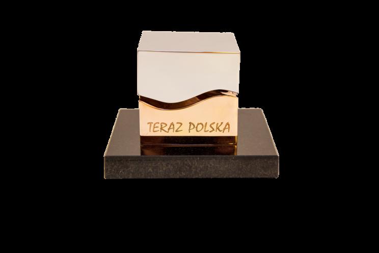 Statuetka Teraz Polska