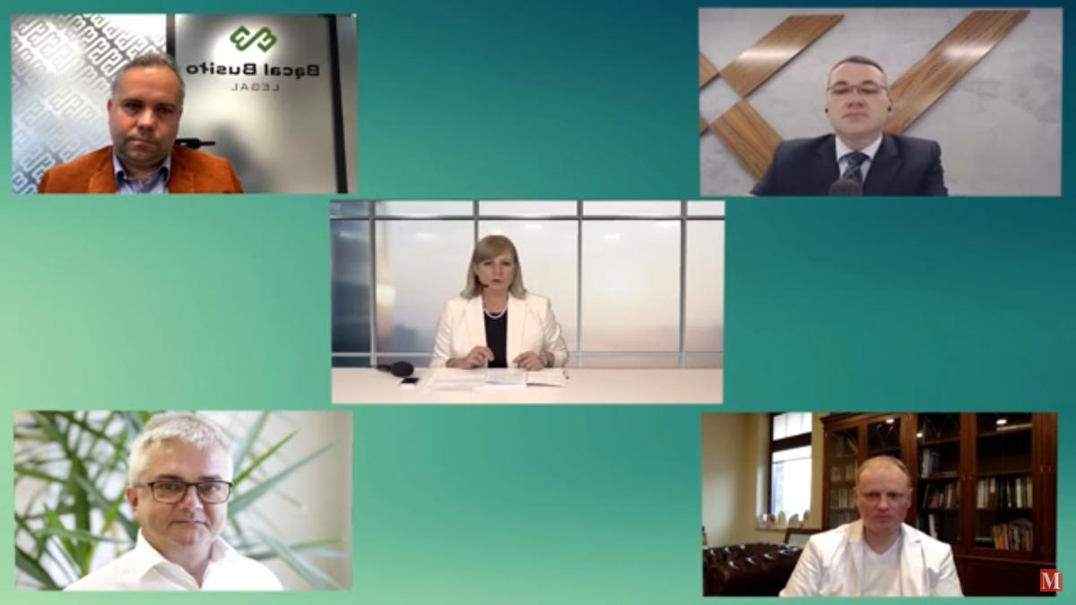 Prof.Piotr H. Skarżyński podczas Debaty Medexpressu: Technologie wzdrowiu