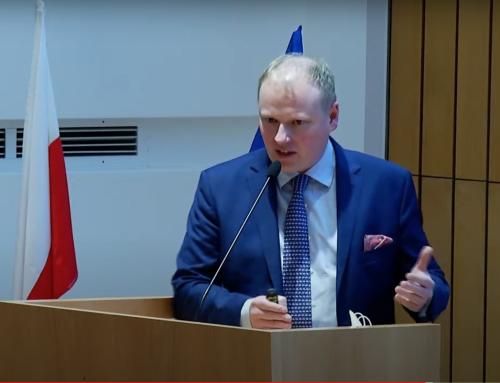 Wykład Inauguracyjny prof.Piotra H. Skarżyńskiego naWydziale Zarządzania Uniwersytetu Warszawskiego