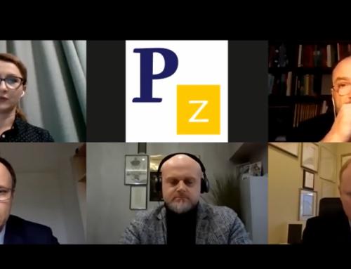 Prof.Piotr H. Skarżyński podczas Dyskusji Polityki Zdrowotnej